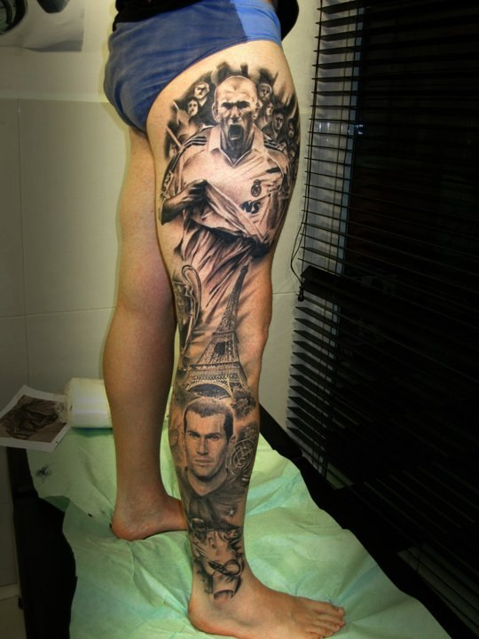 Tetovaze Na Nozi Za Muskarce Muske Tetovaze Na Nogama Teske